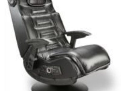 Cohesion XP 2.1 Gaming Chair with Audio Review