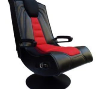 X Rocker 51092 Spider Gaming Chair Wireless