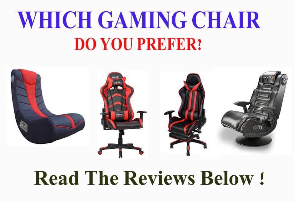 Best Gaming Chairs Online
