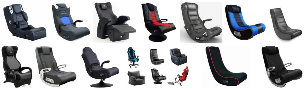 best top 7 types of gaming chairs