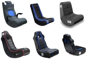 Types Of Gaming Chairs