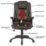 Amazon Basics High-Back Executive Chair black
