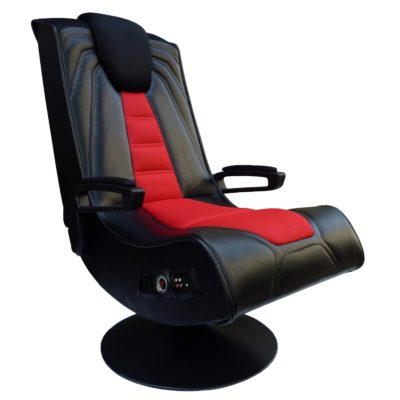 X Rocker 51396 Pro Series Pedestal 2.1 Video Gaming Chair