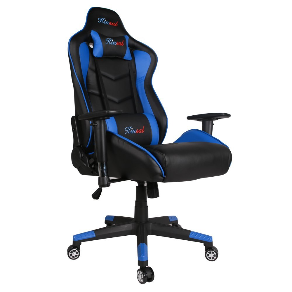 The Ace Bayou Rocker gaming chair for beginners