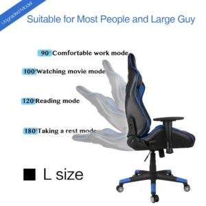 The Kinsal PC Gaming Chair Review