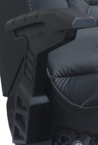 X Rocker 51259 Pro H3 4.1 Audio Wireless Gaming Chair Arm Rest