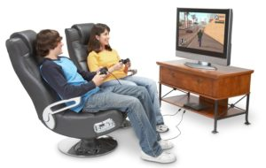 X Rocker 5127401 Pedestal Video Wireless Gaming Chair Review