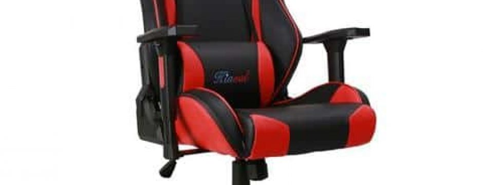 Kinsal Gaming Chair, Large Size Racing Chair, High-back Ergonomic Computer Chair