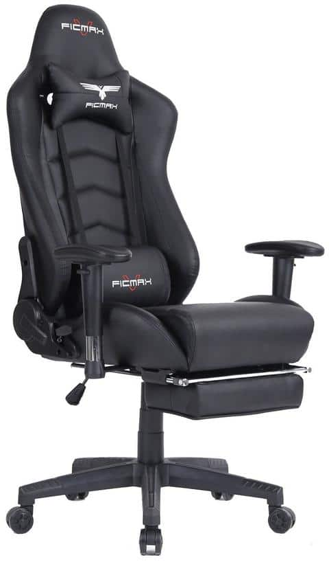 Gaming Chairs Ficmax Ergonomic High Back Large Size Pc